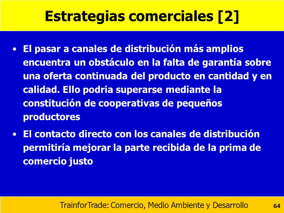 Estrategias comerciales [2]